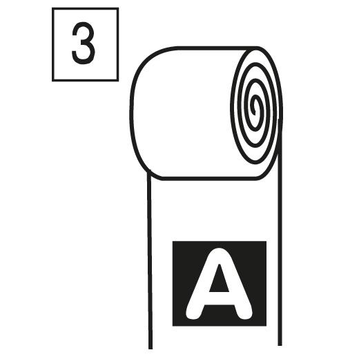 3: Intérieur Pied avant